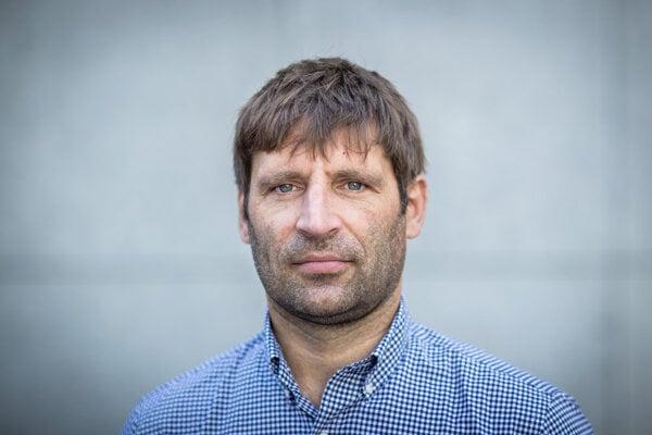 Tomáš Jurdák, partner MiddleCap Real Estate.