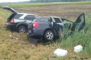Pri dopravnej  nehode v okrese Komárno vyhasol jeden život.