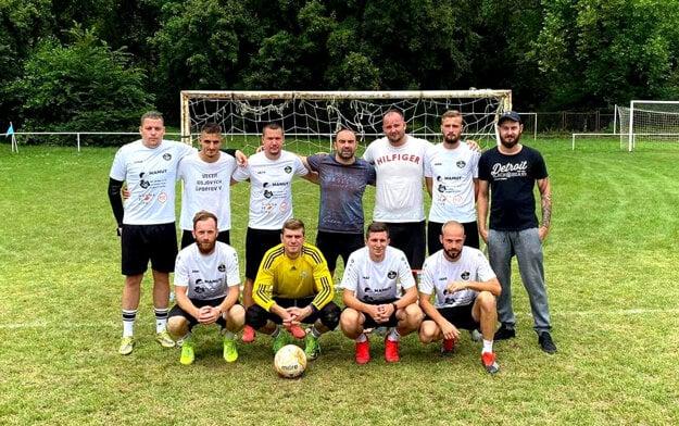 Druhé skončilo mužstvo Trestná lavica.