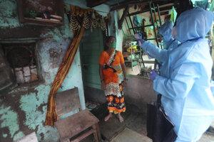 Výsledky výskumu v Bombaji zverejnili týždeň po štúdii protilátok.