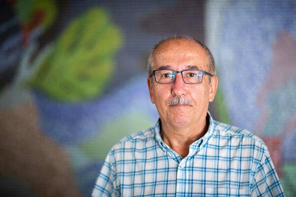 Pavel Faško, klimatológ SHMÚ
