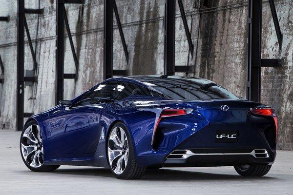 Koncept Lexus LF-LC