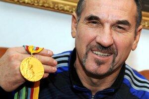 Stanislav Seman rád spomína na zlato z Moskvy.