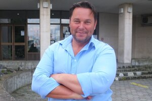 Ján Baran, prezident klubu.