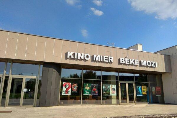 Kino Mier hostí viacero podujatí Vzdušných Zámkov.