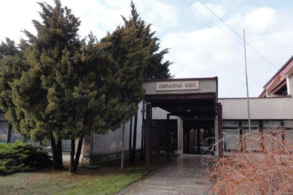 Mestský úrad v Detve.