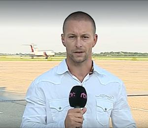 Marián Homér pracoval v minulosti ako reportér RTVS