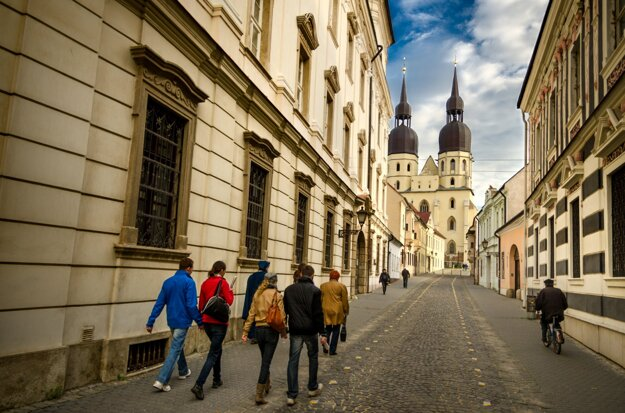 Dni európskeho kultúrneho dedičstva, Trnava