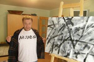 Vlado Broniševský odišiel do umeleckého neba vlani v marci.