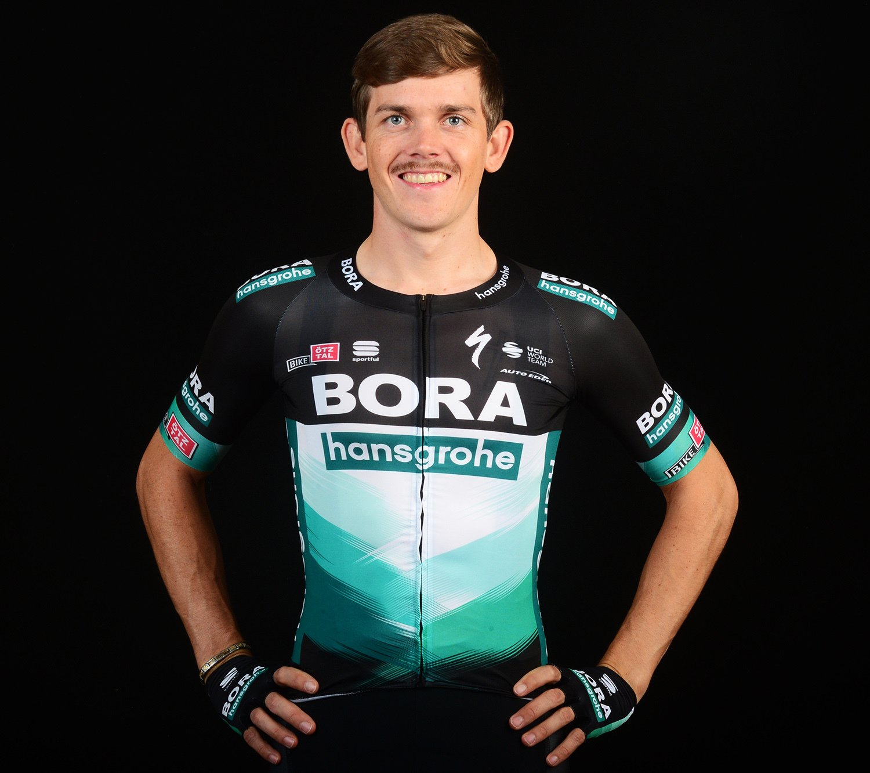 Gregor Mühlberger, cyklista, tím Bora-Hansgrohe