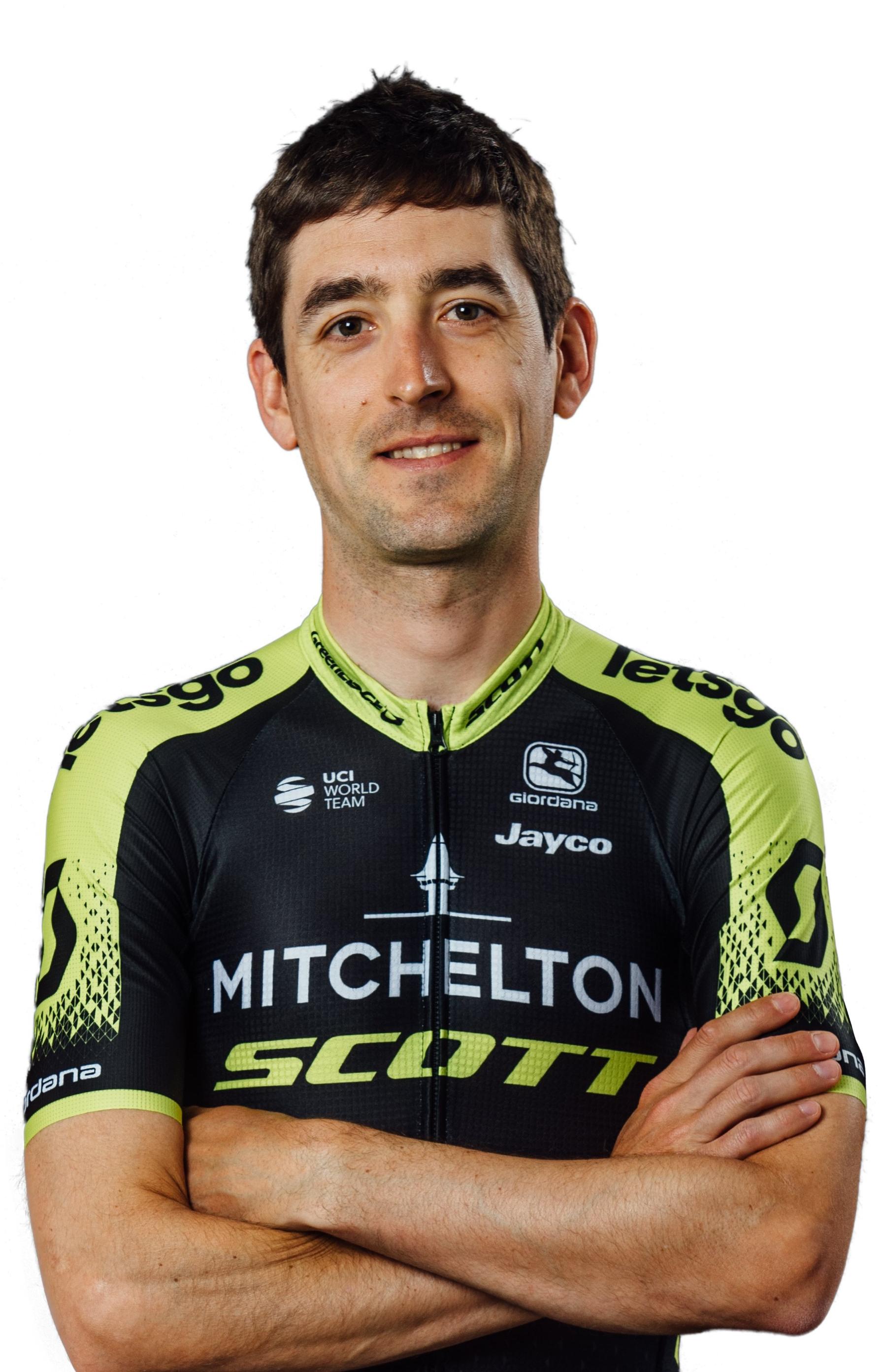 Mikel Nieve, cyklista, tím Mitchelton - Scott