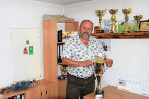 Predseda PD Mošovce Peter Ryba vie, že za každým úspechom je tvrdá drina.