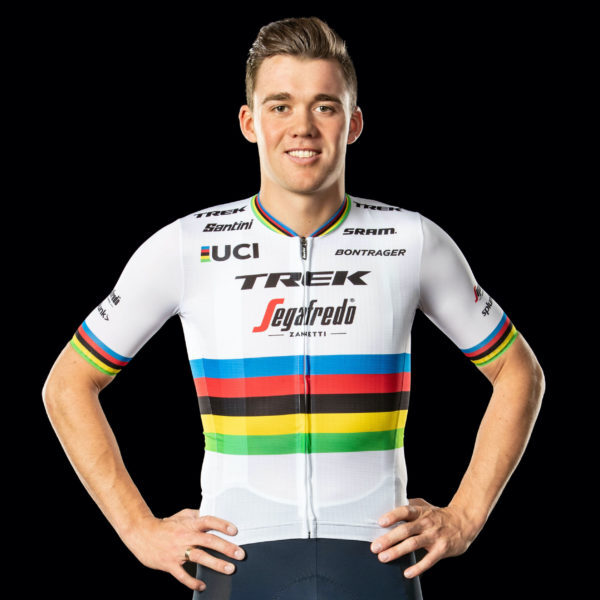 Mads Pedersen, cyklista, tím Trek - Segafredo