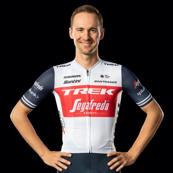 Edward Theuns, cyklista, tím Trek - Segafredo