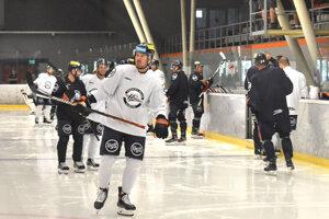 Košickí hokejisti sa postupne začnú zameriavať v príprave na taktické veci.