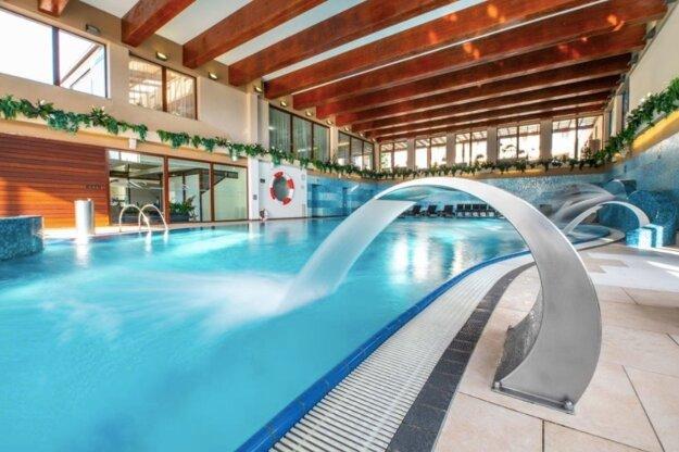Wellness Hotel Diplomat 4*, Rajecké Teplice