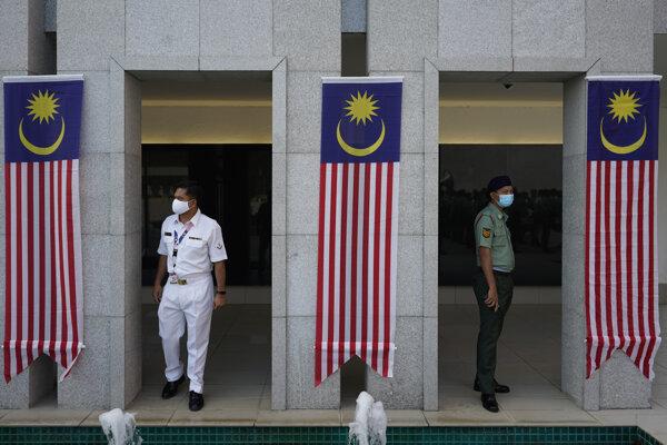 Opatrenia v rámci osláv národného sviatku v Malajzii.