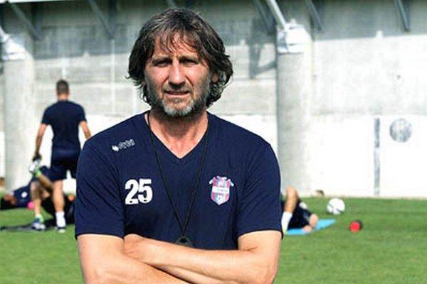 Milko Djurovski je prvým zahraničným trénerom v histórii FC ViOn.