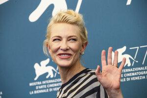Predsedníčkou poroty, ktorá vyberie držiteľa hlavnej ceny, je tento rok austrálska herečka Cate Blanchett.
