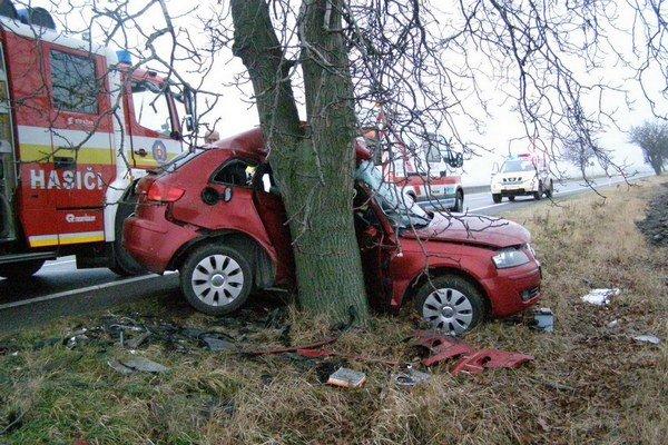 Smrteľná nehoda sa stala na ceste medzi Šamorínom a Dunajskou Stredou aj v decembri.