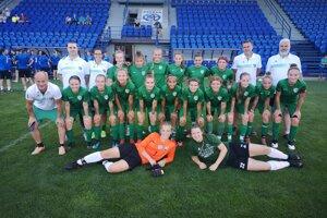 V Prešove má ženský futbal zelenú.