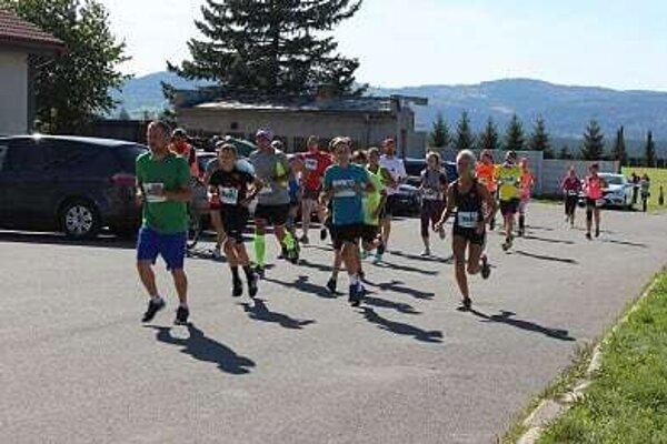 V Hornej Štubni sa v sobotu 12. septembra uskutoční Oberstuben Run