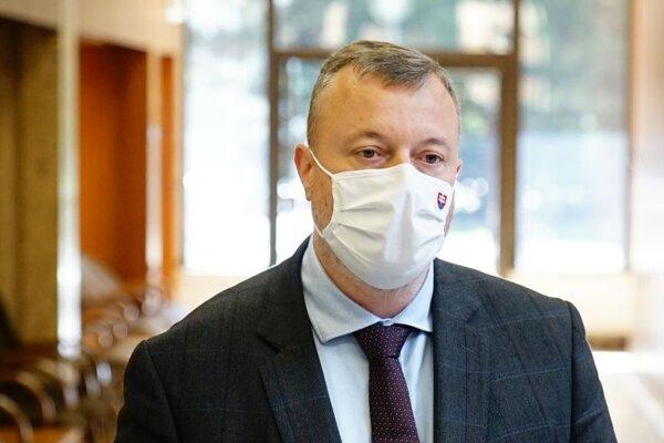 Milan Krajniak, minister práce, sociálnych vecí a rodiny SR.