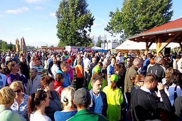 Turnaj na Dyčke je najnavštevovanejší v regióne.