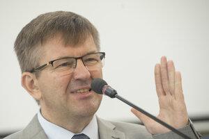 Bývalý bieloruský veľvyslanec na Slovensku Igor Leščeňa.