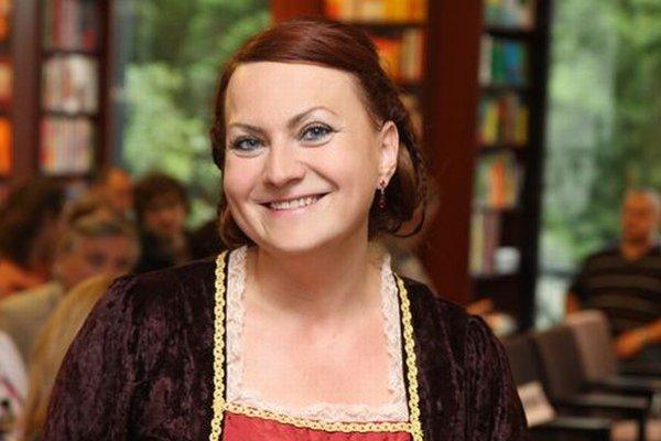 Eva Ava Šranková miluje históriu i romantiku. S týmito témami vydáva už štvrtú knihu.