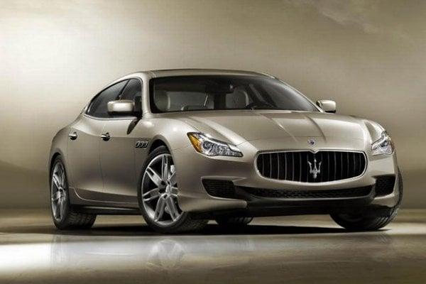 Maserati Quattroporte už nebude trpieť na absenciu automatického zatvorenia veka batožinového priestoru.