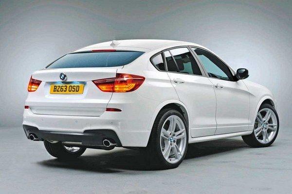 Aj takto by mohlo vyzerať BMW, ktoré zaplní priestor medzi modelmi X3 a X5.