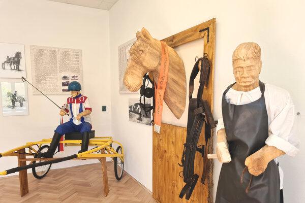 V Novom Tekove otvorili pri príležitosti 700. výročia prvej písomnej zmienky pamätnú izbu.