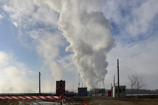 Geotermálna energia z vrtu pri obci Ďurkov v okrese Košice – okolie