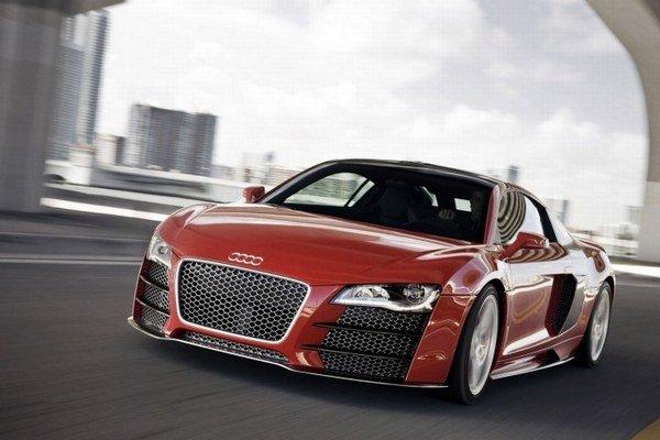 Koncept Audi R8 Audi R8 TDI Le Mans sa do výroby nikdy nedostal.