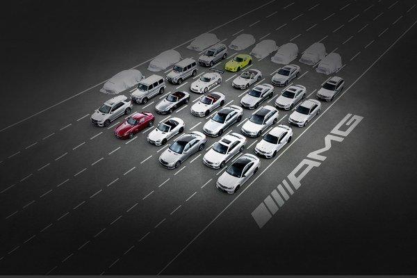 Mercedes-AMG GmbH je stopercentnou dcérskou spoločnosťou Daimler AG so sídlom v Affalterbachu - Nemecko.