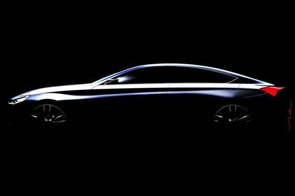 Je na obrázku úplne nové vozidlo, alebo nástupca luxusného sedanu Hyundai Genesis, ktorý predáva automobilka za veľkou mlákou?