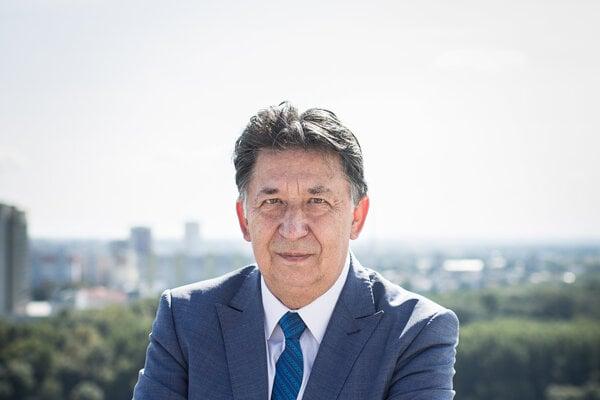 Minister Ján Budaj.