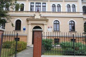 Hotelová akadémia v Spišskej Novej Vsi.