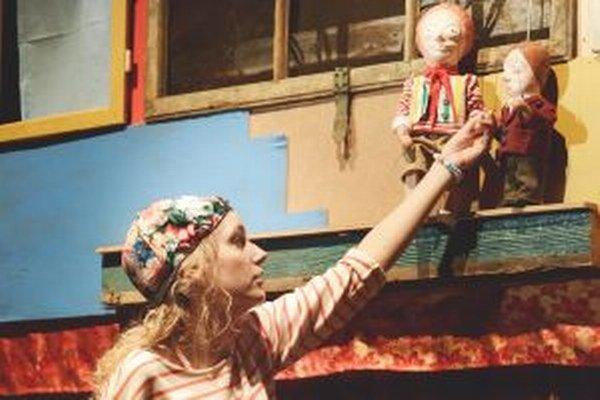 Pipi Dlhú Pančuchu stvárňuje Andrea Sabová.