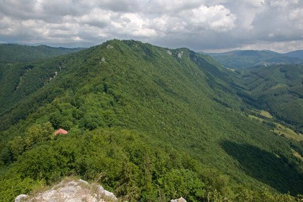 Muránska planina.