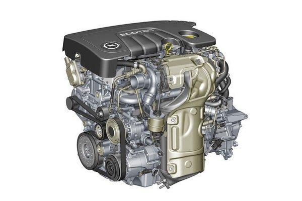 Nová naftová pohonná jednotka s objemom 1,6 litra bola vyvinutá plne v réžii koncernu GM.