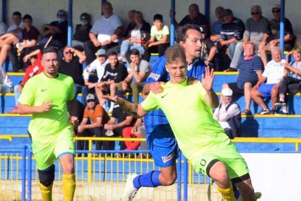 Turčianske Teplice aj Sučany počas tohto víkendu svoje zápasy prehrali.