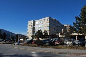 Rožňavská nemocnica.