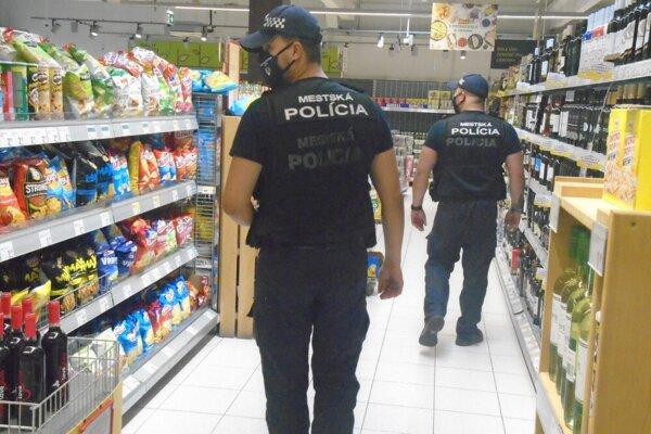 Mestská polícia v Čadci funguje už 29 rokov. Momentálne má 26 príslušníkov.