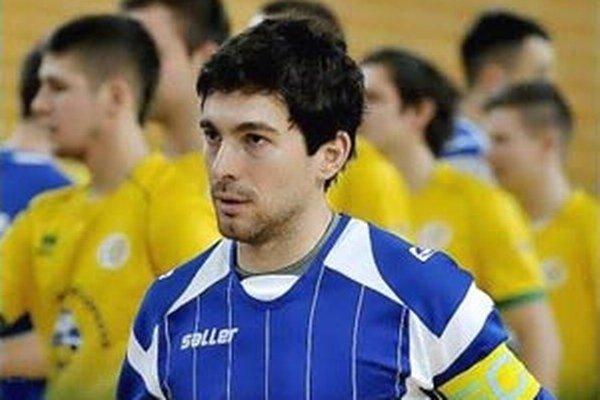 František Šporánek pomohol Novému Životu dvoma gólmi k výhre v Trhovej Hradskej.