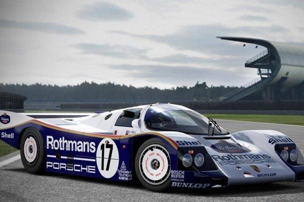 Porsche 962 vyhrávalo v osemdesiatych rokoch takmer všetky veľké preteky na okruhu.
