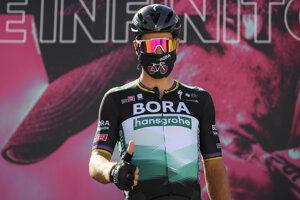 Peter Sagan na Giro d'Italia 2020.