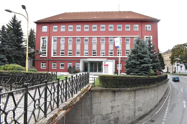 VSE v Košiciach.