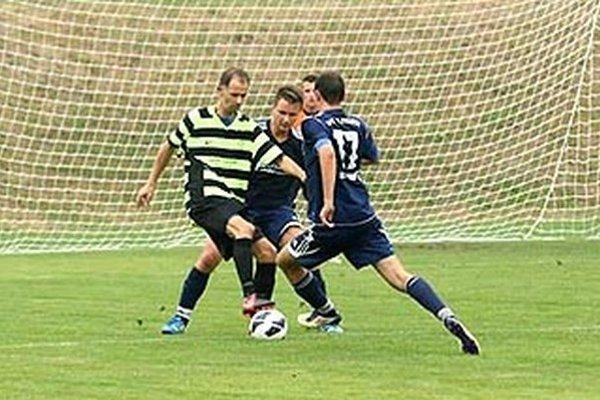 Martin Hindák (vľavo) sa v novom klube uviedol vynikajúco.
